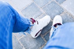 Правила выбора кроссовок