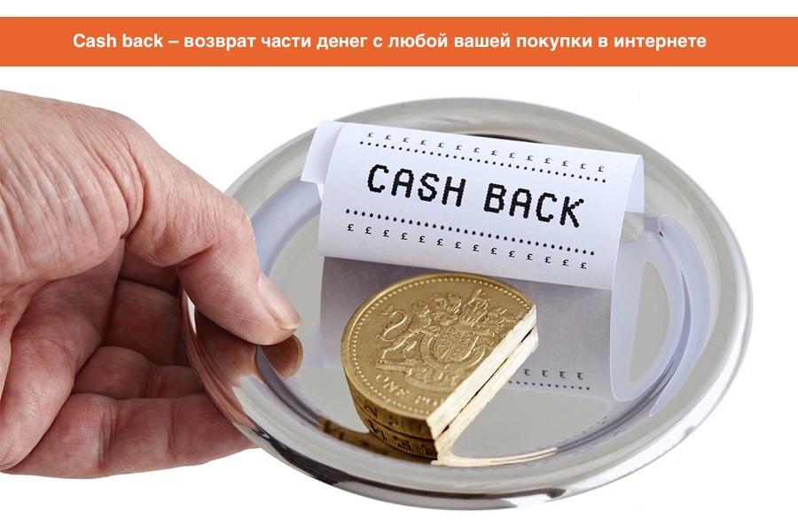 Кэшбэк-сервисы, возвращающие деньги с каждой покупки