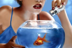 Сколько калорий в рыбе?