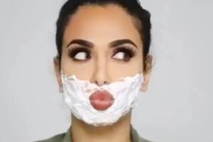 Зачем девушкам брить лицо