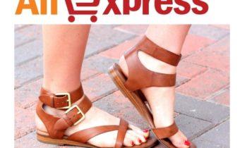 Как выбрать размер обуви на Алиэкспресс?