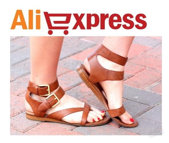 Как выбрать обувь на Алиэкспресс