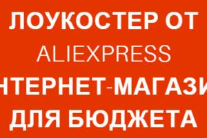 Lowcoster: Aliexpress для самых экономных