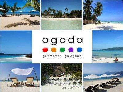 Agoda.com заставка