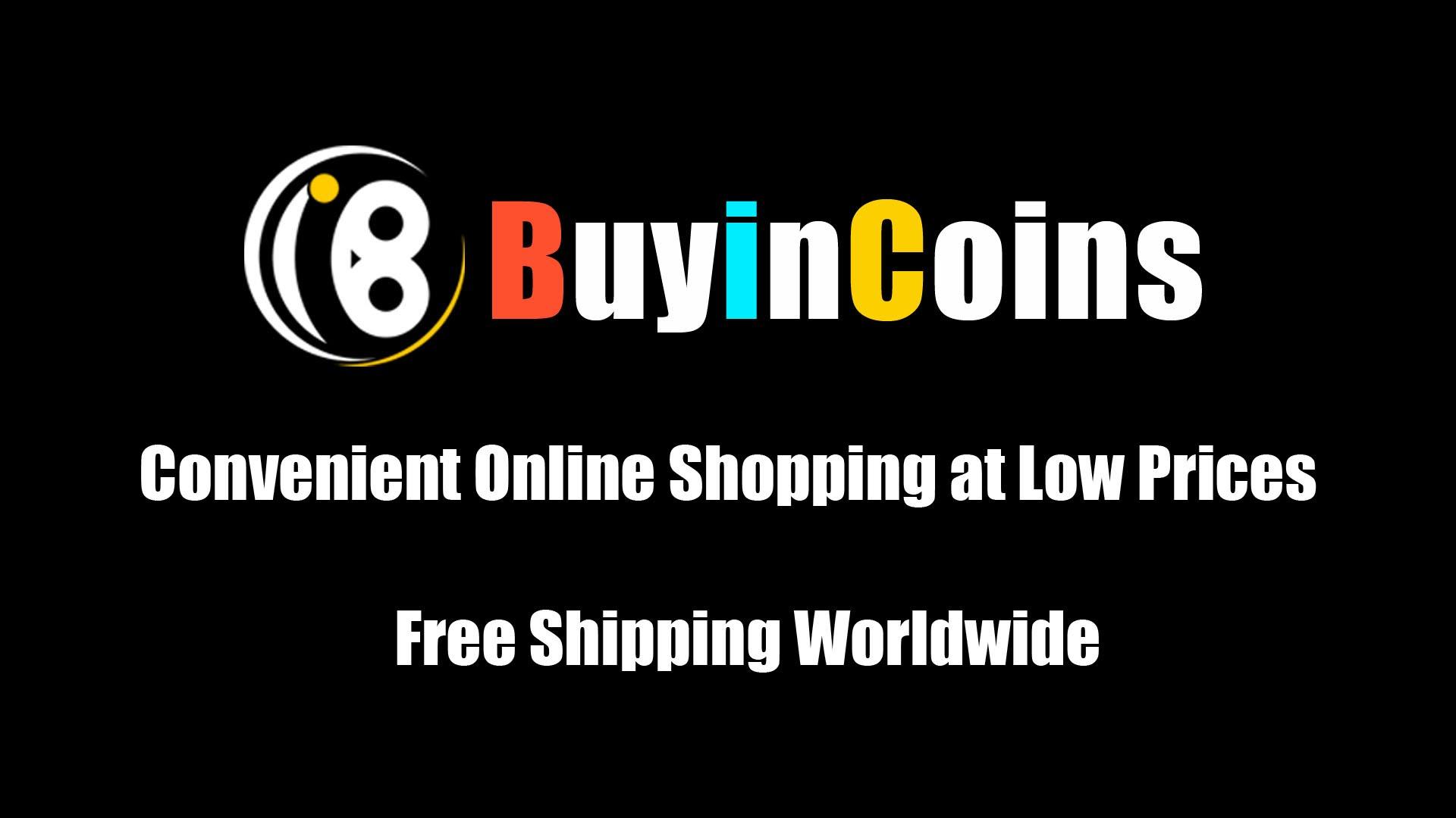 BuyinCoins - онлайн-магазин по продаже товаров из Китая