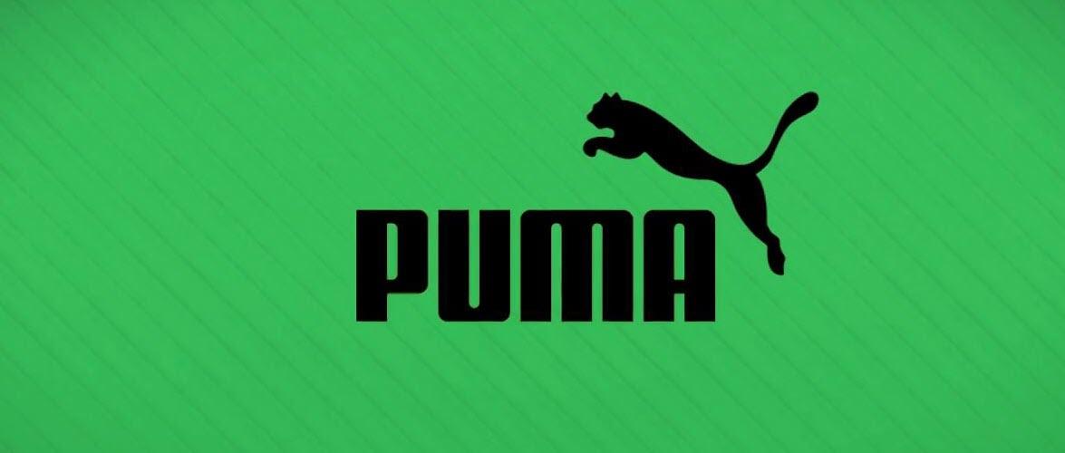 Puma - мировой бренд спортивной одежды, обуви, экипировки и аксессуаров