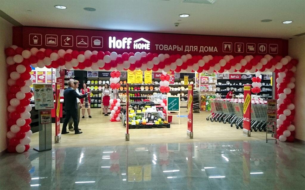 Hoff - мебельная сеть №1 в России